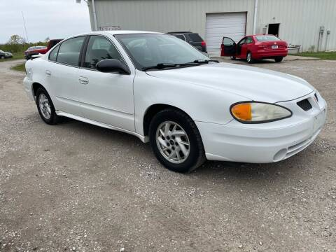 2003 Pontiac Grand Am for sale at Nice Cars in Pleasant Hill MO