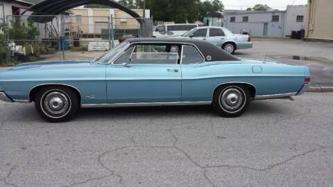 1968 Ford LTD for sale at Classic Car Deals in Cadillac MI