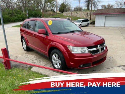 2010 Dodge Journey for sale at Central Auto Credit Inc in Kansas City KS