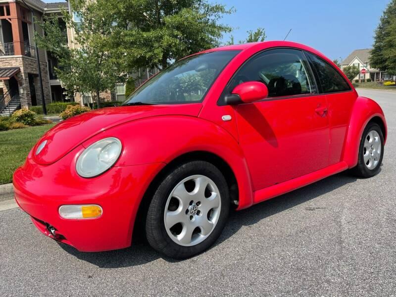 2002 Volkswagen New Beetle for sale at LA 12 Motors in Durham NC
