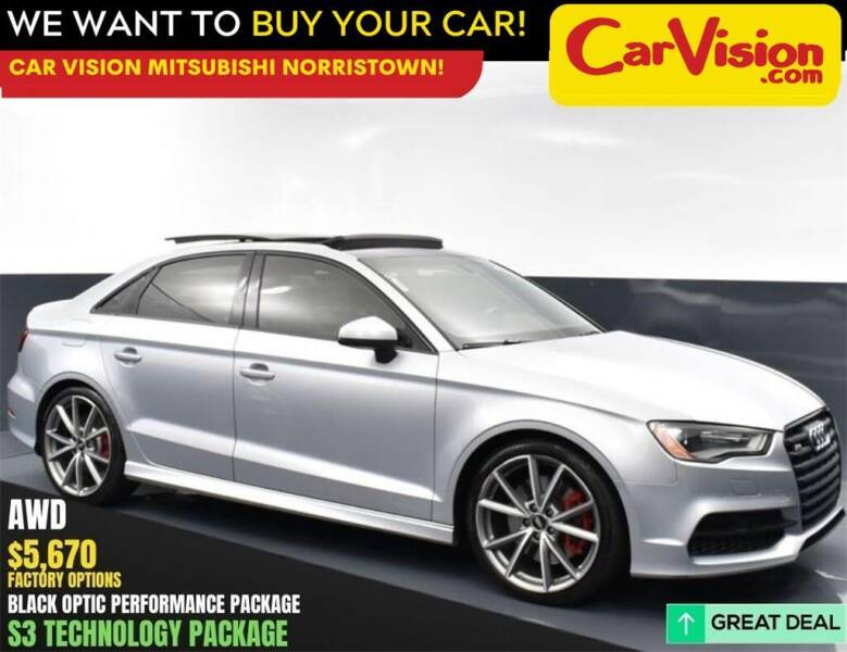2016 Audi S3 for sale in Trooper, PA
