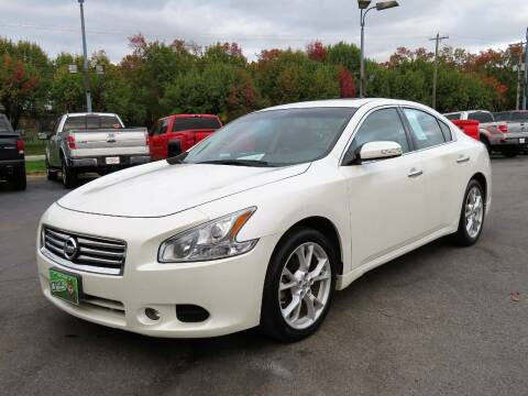 2014 Nissan Maxima for sale at Low Cost Cars North in Whitehall OH