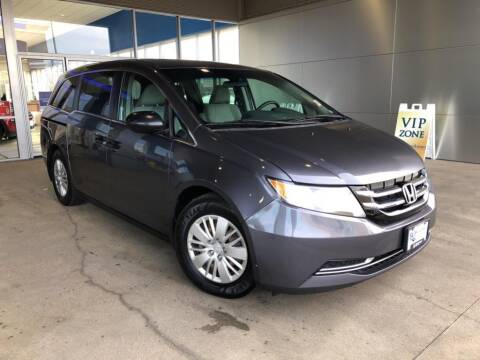 2014 Honda Odyssey for sale at St. Louis Used Cars in Ellisville MO