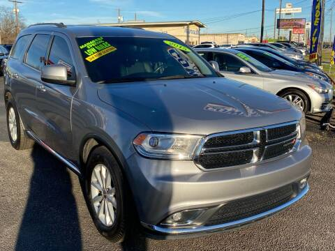2015 Dodge Durango for sale at Cow Boys Auto Sales LLC in Garland TX