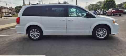 2016 Dodge Grand Caravan for sale at Alltech Auto Sales in Covina CA