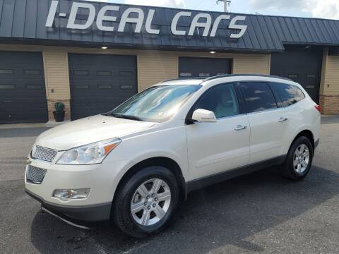 2012 Chevrolet Traverse for sale at I-Deal Cars in Harrisburg PA