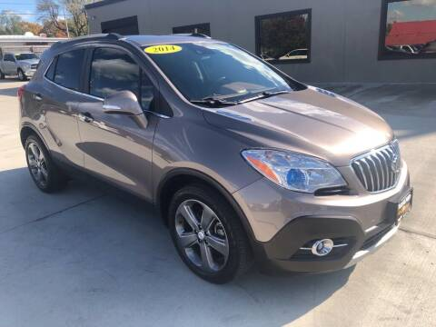 2014 Buick Encore for sale at Tigerland Motors in Sedalia MO