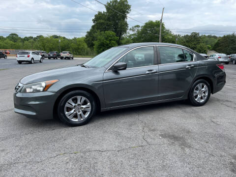2011 Honda Accord for sale at Adairsville Auto Mart in Plainville GA