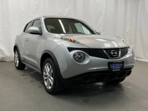 2014 Nissan JUKE for sale at Direct Auto Sales in Philadelphia PA