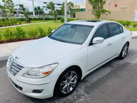 2010 Hyundai Genesis for sale at LA Motors Miami in Miami FL