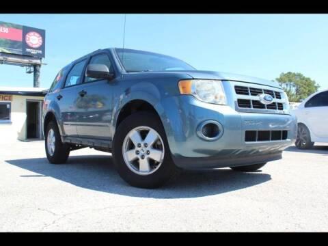 2012 Ford Escape for sale at AUTOPARK AUTO SALES in Orlando FL