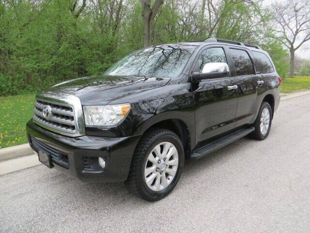 2011 Toyota Sequoia for sale at EZ Motorcars in West Allis WI