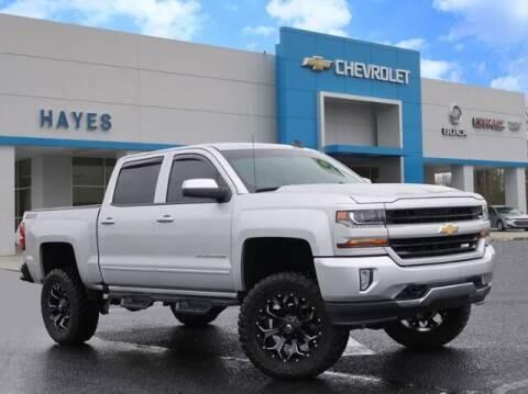 2018 Chevrolet Silverado 1500 for sale at HAYES CHEVROLET Buick GMC Cadillac Inc in Alto GA