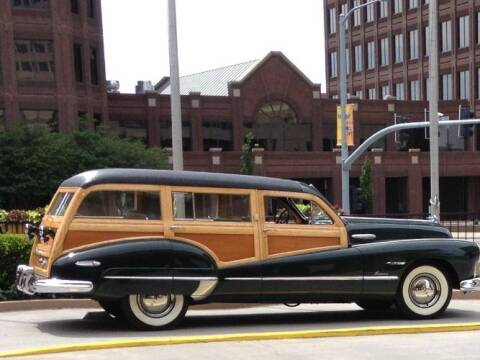 1948 Buick Roadmaster for sale at Classic Car Deals in Cadillac MI