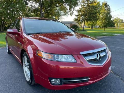 2007 Acura TL for sale at USA Auto Sales & Services, LLC in Mason OH
