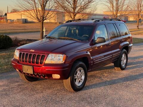 1999 Jeep Grand Cherokee for sale at Geneva Motorcars LLC in Delavan WI