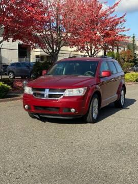 2009 Dodge Journey for sale at Washington Auto Sales in Tacoma WA
