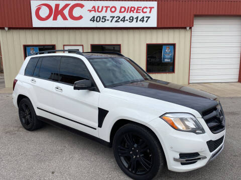 2014 Mercedes-Benz GLK for sale at OKC Auto Direct in Oklahoma City OK