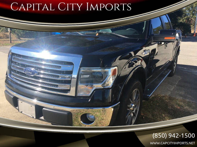 2014 Ford F-150 for sale at Capital City Imports in Tallahassee FL