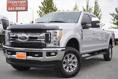 2017 Ford F-250 Super Duty for sale at Frontier Auto & RV Sales in Anchorage AK