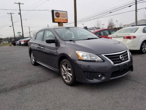2013 Nissan Sentra for sale at Cars 4 Grab in Winchester VA