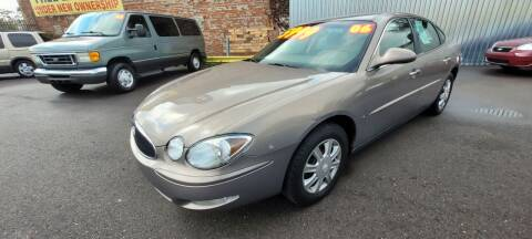 2006 Buick LaCrosse for sale at Frankies Auto Sales in Detroit MI