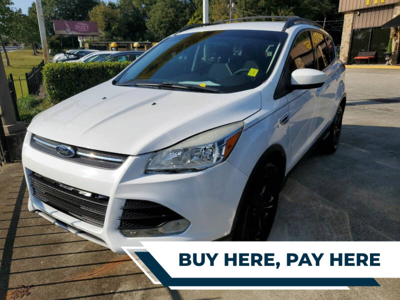 2013 Ford Escape for sale at TR Motors in Opelika AL