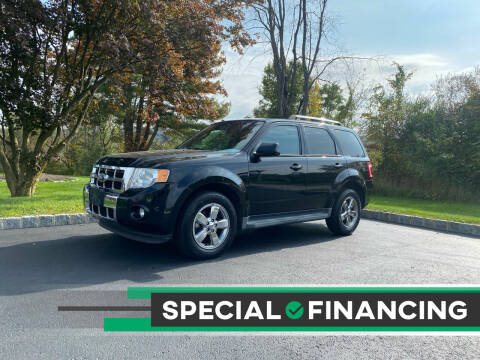 2012 Ford Escape for sale at QUALITY AUTOS in Hamburg NJ