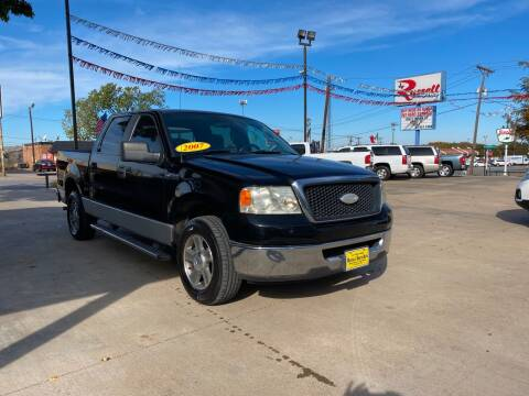 2007 Ford F-150 for sale at Russell Smith Auto in Fort Worth TX
