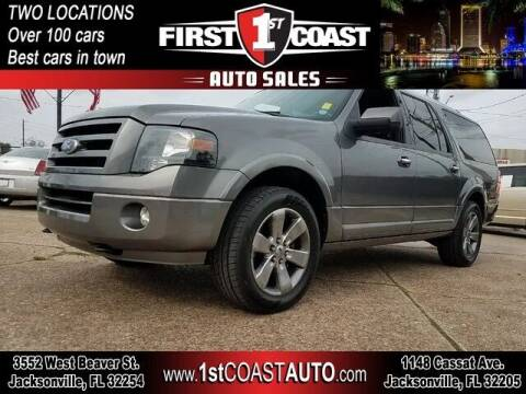 2010 Ford Expedition EL for sale at 1st Coast Auto -Cassat Avenue in Jacksonville FL