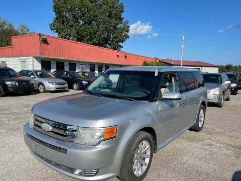 2011 Ford Flex for sale at Best Buy Auto Sales in Murphysboro IL