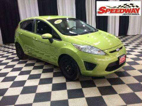 2013 Ford Fiesta for sale at SPEEDWAY AUTO MALL INC in Machesney Park IL