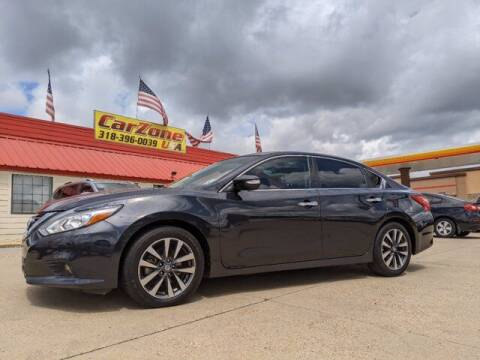 2017 Nissan Altima for sale at CarZoneUSA in West Monroe LA