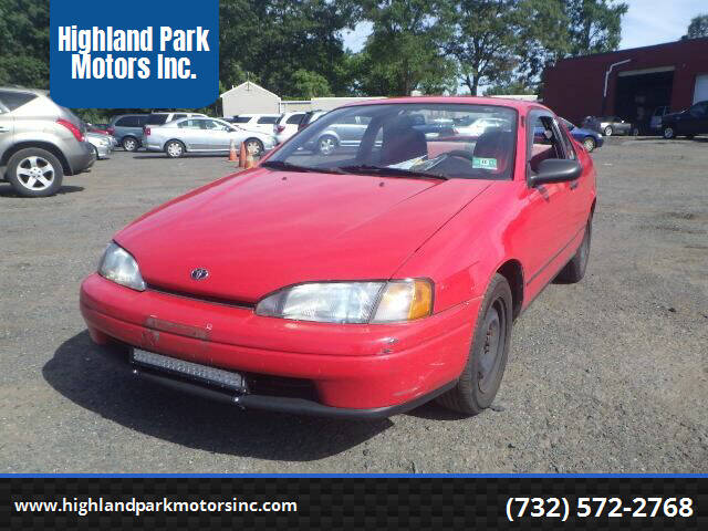 1992 Toyota Paseo for sale at Highland Park Motors Inc. in Highland Park NJ
