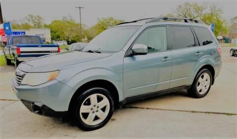2009 Subaru Forester for sale at Testarossa Motors Inc. in League City TX