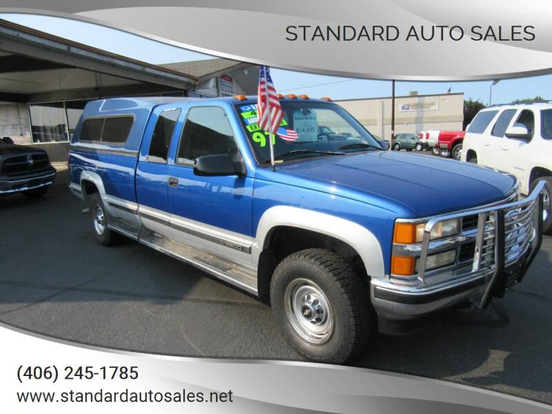 1997 Chevrolet C/K 2500 Series for sale in Billings, MT