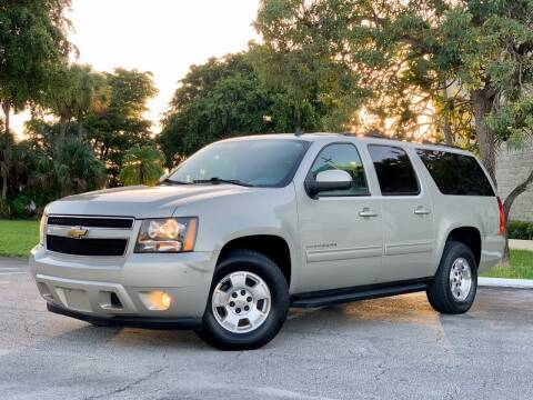 2012 Chevrolet Suburban for sale at Citywide Auto Group LLC in Pompano Beach FL