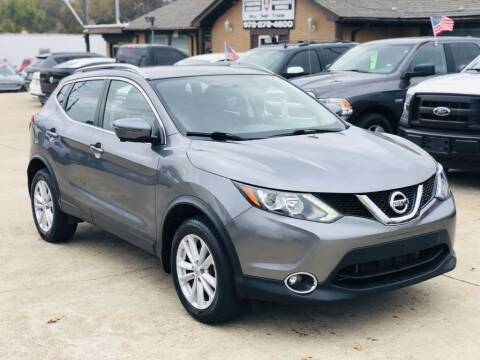 2017 Nissan Rogue Sport for sale at Safeen Motors in Garland TX