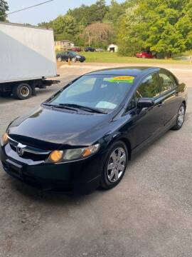 2009 Honda Civic for sale at Conner Motors in Rocky Top TN