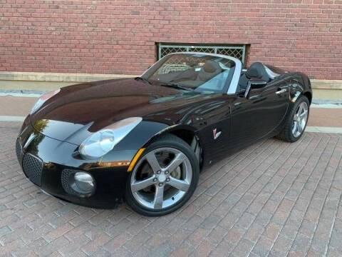 2007 Pontiac Solstice for sale at Euroasian Auto Inc in Wichita KS