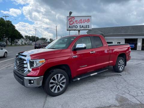 2019 Toyota Tundra for sale at Bravo Auto Sales in Whitesboro NY