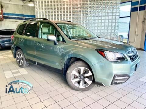 2018 Subaru Forester for sale at iAuto in Cincinnati OH