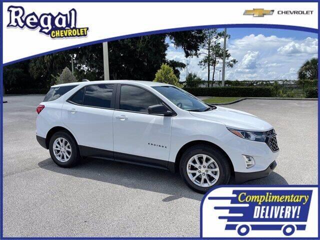 2021 Chevrolet Equinox for sale in Lakeland, FL
