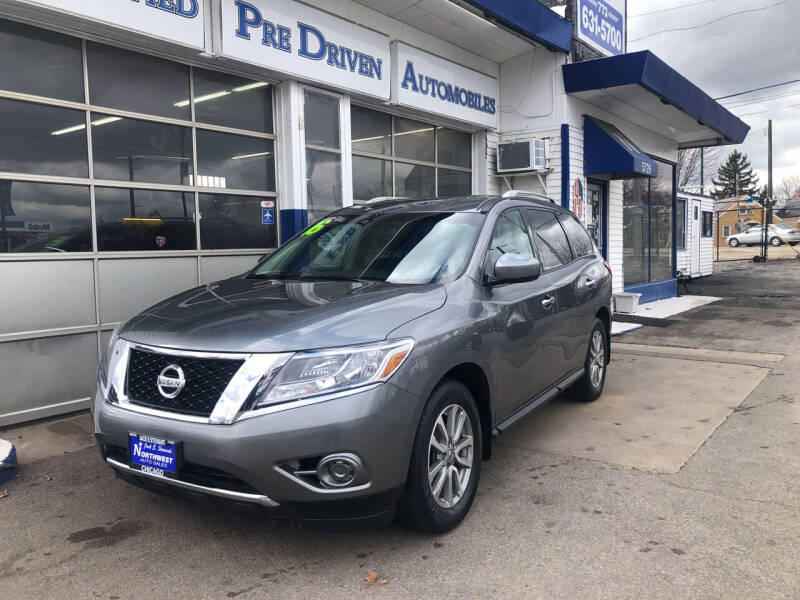 2016 Nissan Pathfinder for sale at Jack E. Stewart's Northwest Auto Sales, Inc. in Chicago IL