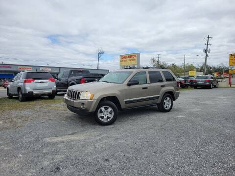 2005 Jeep Grand Cherokee for sale at TOMI AUTOS, LLC in Panama City FL