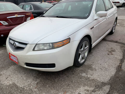 2006 Acura TL for sale at Sonny Gerber Auto Sales 4519 Cuming St. in Omaha NE