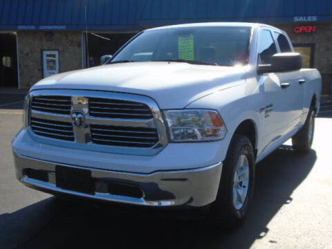 2019 RAM Ram Pickup 1500 Classic for sale at Rogos Auto Sales in Brockway PA