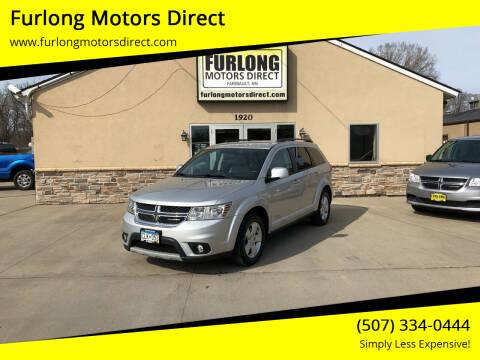 2012 Dodge Journey for sale at Furlong Motors Direct in Faribault MN