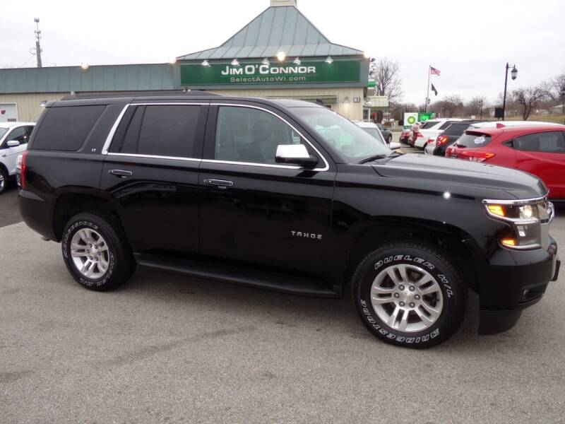 2015 Chevrolet Tahoe for sale at Jim O'Connor Select Auto in Oconomowoc WI