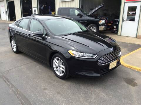 2014 Ford Fusion for sale at TRI-STATE AUTO OUTLET CORP in Hokah MN